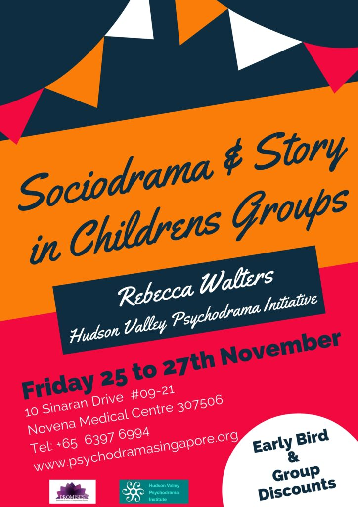 Sociodrama and Story in Childrens Groups by Rebecca Walters